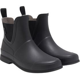Tretorn Eva Låg Rubber Boots Women Dame black/black